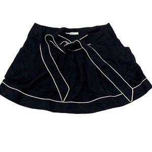 Hazel Black and White Skirt Woman's Size M